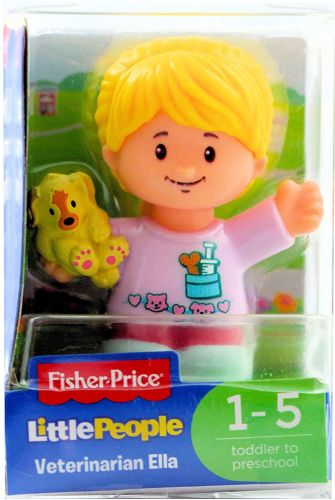 Fisher-Price Little People Ella